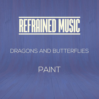 Paint - Dragons and Butterflies