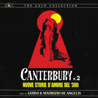 Guido & Maurizio De Angelis - Canterbury n.2 - Nuove storie d'amore del '300 (Original motion picture soundtrack)