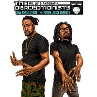 The Perceptionists - Low Resolution (Explicit)