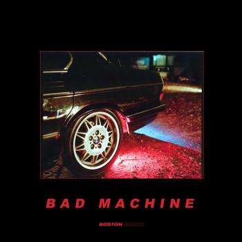 Boston Manor - Bad Machine