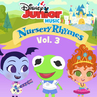 Genevieve Goings - Disney Junior Music: Nursery Rhymes Vol. 3