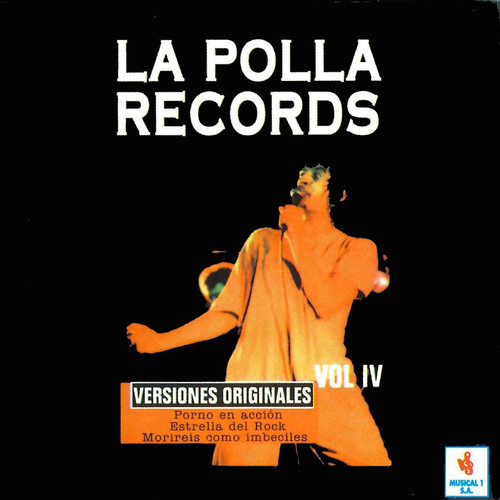 La Polla Records MP3 Track Asi Casca la Basca