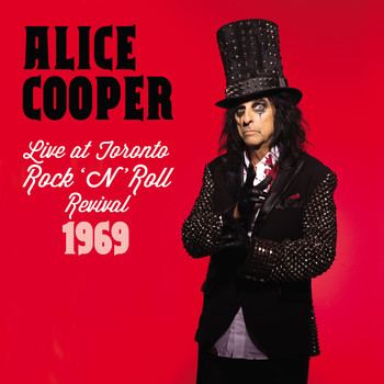Alice Cooper - Live at Toronto Rock 'N' Roll Revival 1969