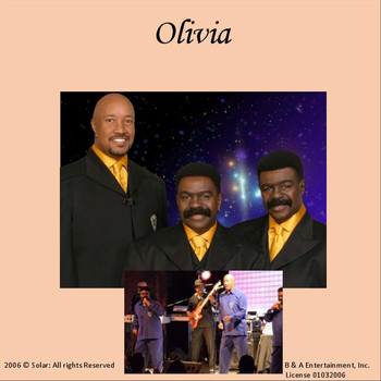 The Whispers - Olivia