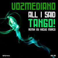 Vozmediano - All I Said / Tango!