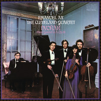 Emanuel Ax - Dvorák: Piano Quintet in A Major, Op. 81
