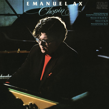 Emanuel Ax - Emanuel Ax Plays Chopin
