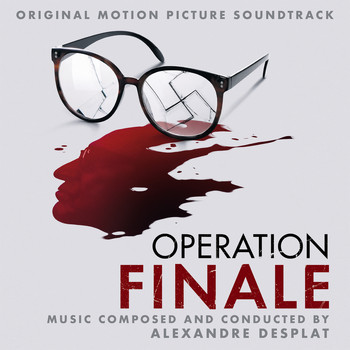 Alexandre Desplat - Operation Finale (Original Motion Picture Soundtrack)