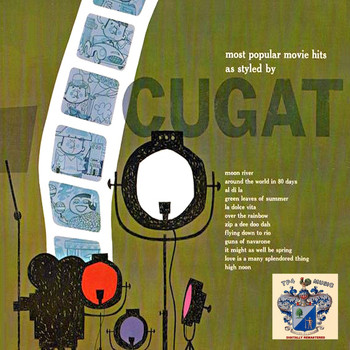 Xavier Cugat - Most Popular Movie Hits