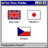 Royal-T - Flat Shoe Riddim