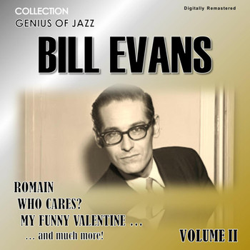 Bill Evans - Genius of Jazz - Bill Evans, Vol. 2 (Digitally Remastered)