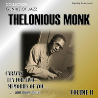 Thelonious Monk - Genius of Jazz - Thelonious Monk, Vol. 2 (Digitally Remastered)
