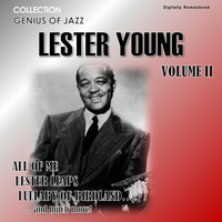 Lester Young - Genius of Jazz - Lester Young, Vol. 2 (Digitally Remastered)