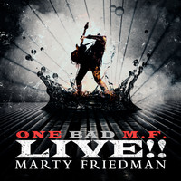Marty Friedman - Mutation Medley (Live)