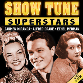 Various Artists - Show Tune Superstars