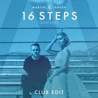 Martin Jensen - 16 Steps (Club Edit)
