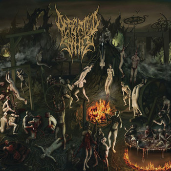 Defeated Sanity - Chapters Of Repugnance (Deluxe Edition)