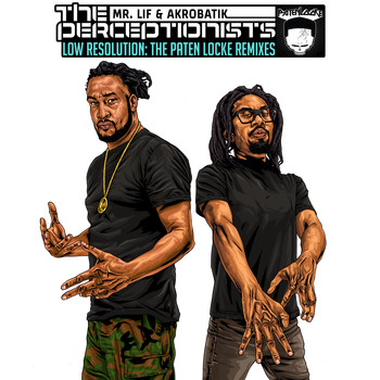 The Perceptionists - Bait (Explicit)
