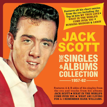 Jack Scott - The Singles & Albums Collection 1957-62