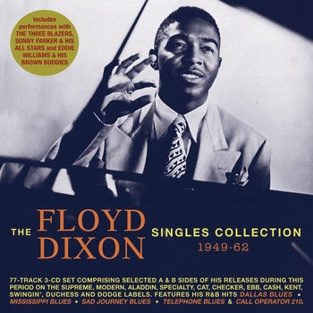 Floyd Dixon - The Floyd Dixon Collection 1949-62