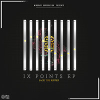 Jack the Ripper - 9 Points EP
