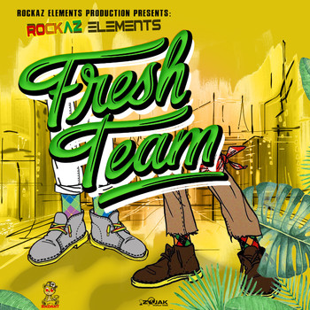 Rockaz Elements - Fresh Team - Single