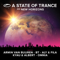 Armin van Buuren, BT, Aly & Fila, Kyau & Albert and Omnia - A State of Trance 650 - New Horizons (Unmixed)