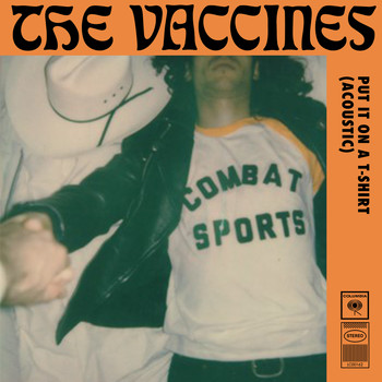 The Vaccines - Put It On a T-Shirt (Acoustic Version)