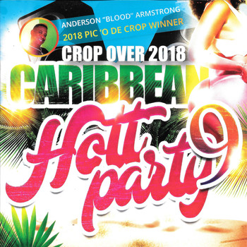 Various Artists - Caribbean Hott Party, Vol. 9