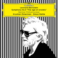 "Krystian Zimerman - Bernstein: Symphony No. 2 ""The Age of Anxiety"""