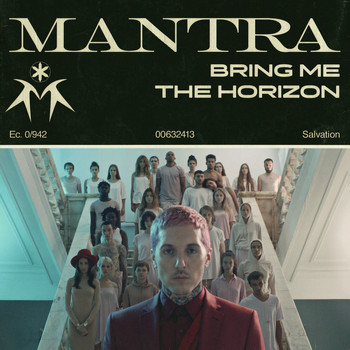 Bring Me The Horizon - MANTRA (Explicit)
