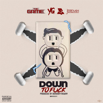 The Game - Down To Fuck (feat. YG, Ty Dolla $ign, Jeremih) (Explicit)
