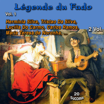 Various Artists - Légende Du Fado, Vol. 1