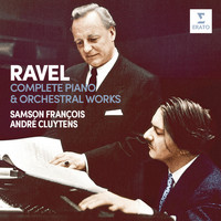 André Cluytens - Ravel: Complete Piano & Orchestral Works
