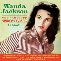 Wanda Jackson - The Complete Singles As & Bs 1954-62