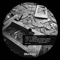 Marco Kallas - This Is Getting Complicated