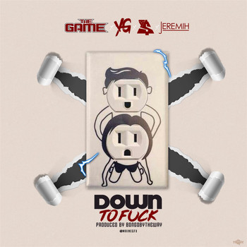 The Game - Down To Fuck (feat. YG, Ty Dolla $ign, Jeremih)