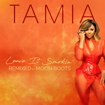 Tamia - Leave It Smokin' (remixed by Moon Boots)