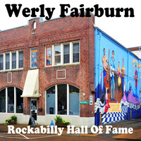 Werly Fairburn - Rockabilly Hall of Fame