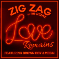 Zig Zag - Love Remains (feat. Brown Boy & Meg'n)
