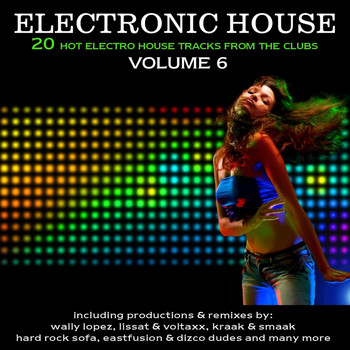 Various Artists - Electronic House, Vol. 6