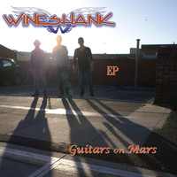 Wineshank - Guitars on Mars EP