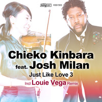 Chieko Kinbara Feat. Josh Milan - Just Like Love 3