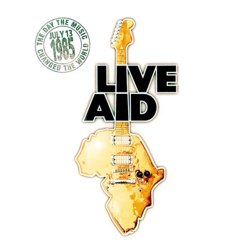 Various Artists - Live Aid (Live, 13th July 1985)