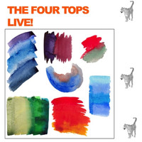 The Four Tops - The Four Tops Live!