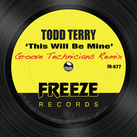 Todd Terry - This Will Be Mine