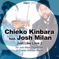 Chieko Kinbara Feat. Josh Milan - Just Like Love 2