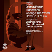 Dennis Ferrer - Transitions / Change The World / How Do I Let Go