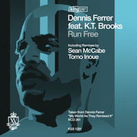 Dennis Ferrer feat. K.T. Brooks - Run Free