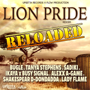 Various Artists - Lion Pride Riddim: Reloaded